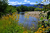 The Saco River, North Conway, NH<br /> 8/2/2010