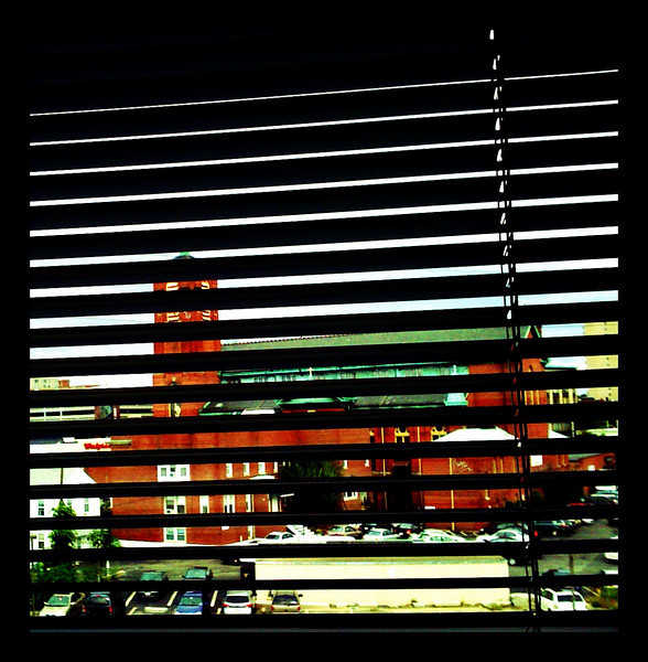 Lights out<br /> 9/10/2010<br /> iPhone 3G, office view
