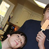 December 13, 2009<br /> <br /> Ice cream anyone?<br /> <br /> They can't wait until x-mas break