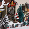 December 24, 2009<br /> <br /> We spotted Santa