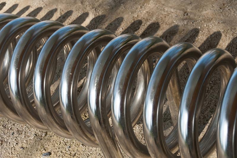19-04-2012 : Rack à vélo - Bicycle rack