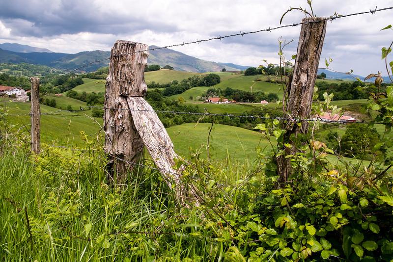 29-05-2013: Pays Basque.