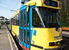 11-03-2012 : Le tram attend ses clients un dimanche matin - The tram awaits guests on a Sunday morning