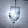 January 6, 2009<br /> <br /> This week at class my challenge was Liquid...   The white snow was hard and washed out the glass. The snow may look to gray.   Any critiques are welcome.