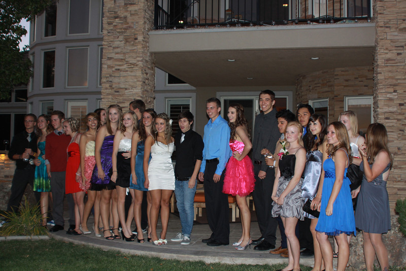 October 22, 2011<br /> <br /> Alex's Homecoming group