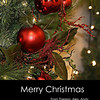 December 13, 2011<br /> <br /> Took this photo, thought I would use it as are x-mas card- Merry Christmas everyone