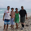 July 16, 2013<br /> <br /> Mexico trip with my boys and my dad