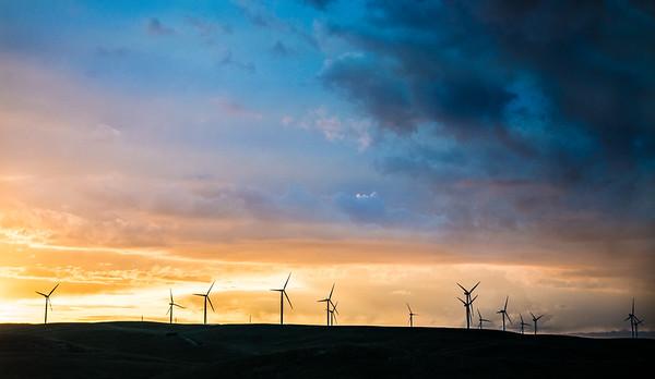 June 12 - Harvesting The Night Wind - Wyoming
