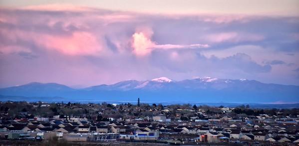 NEA_8930-Sunset Clouds over Santa Fe
