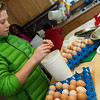 North Country School ESY dinner prep, activities, and feast, Feb 2017. photo by Nancie Battaglia