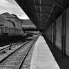SRI_1993-7x5-Rail Road station-BW