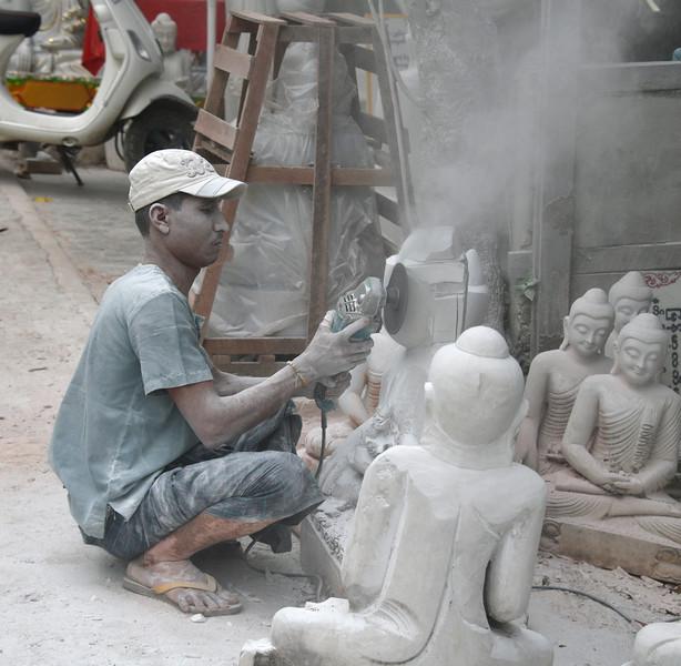 MYA_3718-Making Stone Buddha