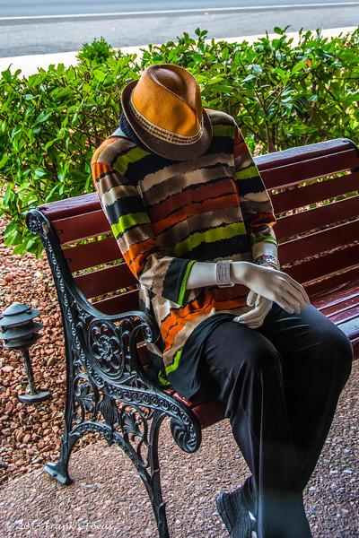 Friday, October 9, 2015 - Headless Shopper