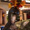 .<br /> A Big Bird sculpture found in Tlaquepaque Arts & Crafts Village, in Sedona, Arizona.