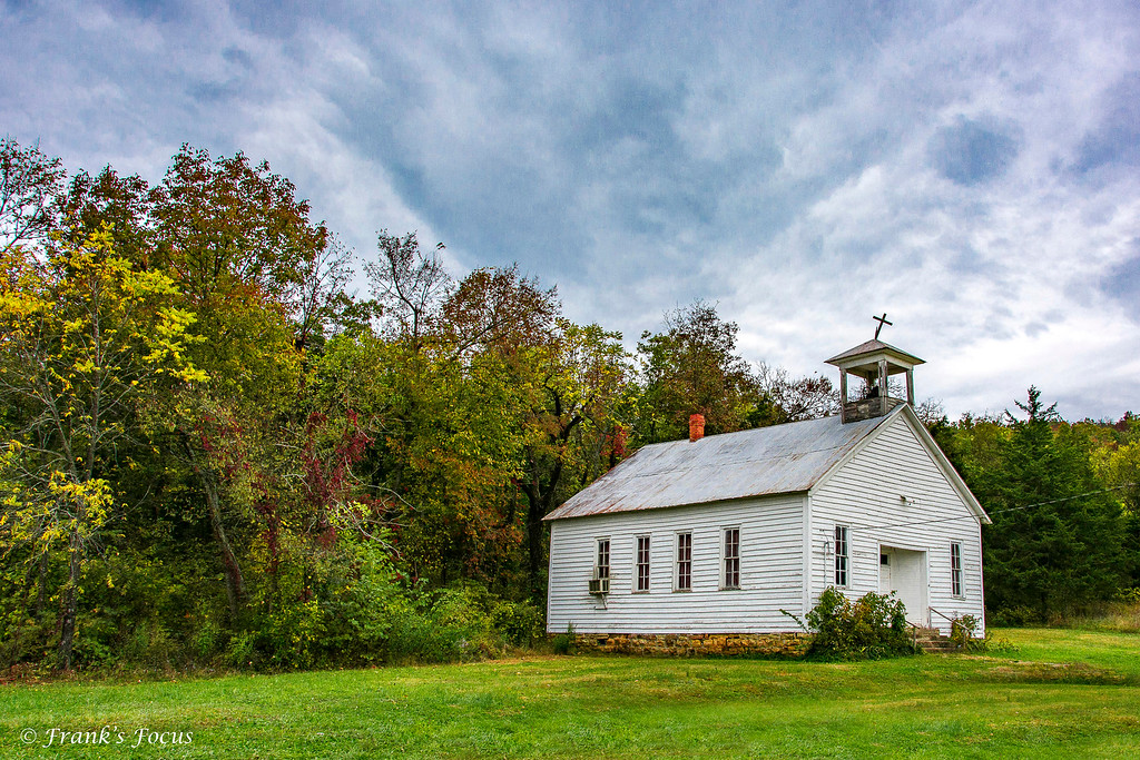 December 15, 2016 -- The Old Country Church