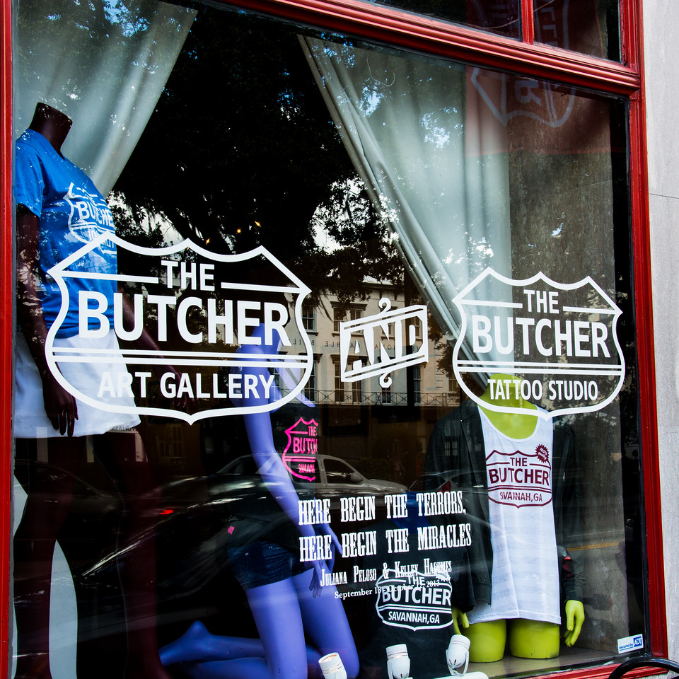 December 1, 2016 -- The Butcher
