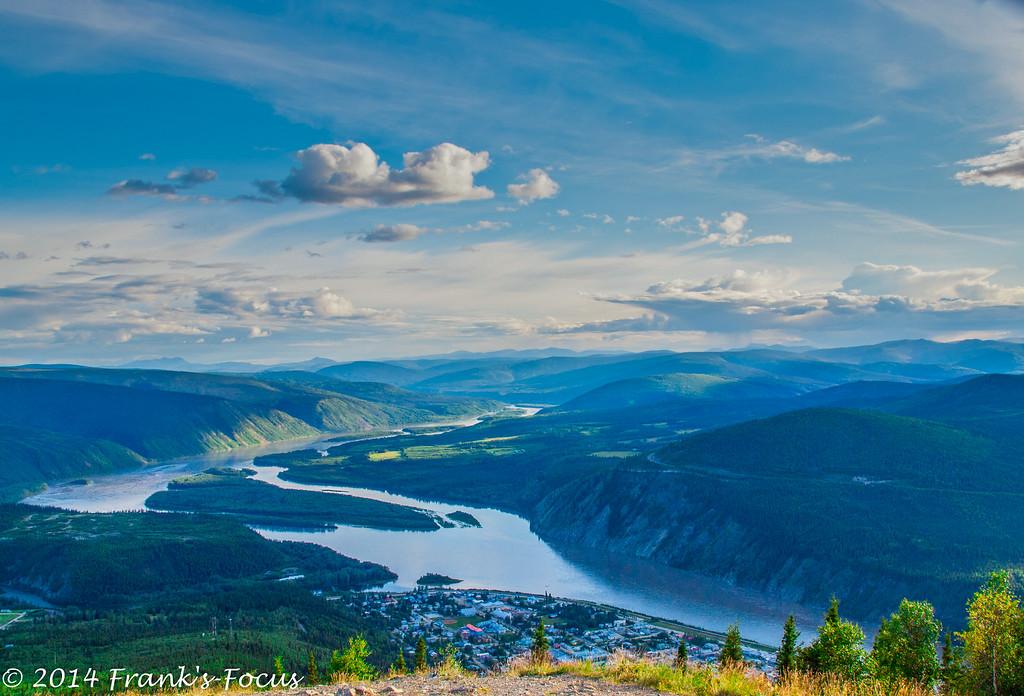 Saturday, March 5, 2016 -- Yukon View
