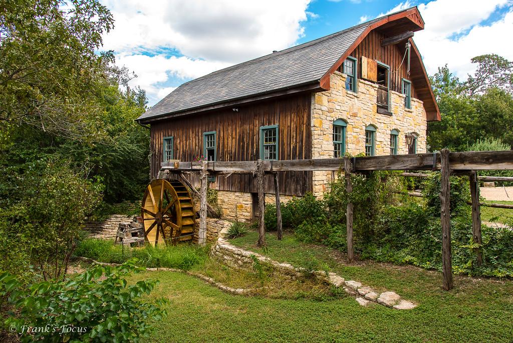May 17, 2017 -- Homestead Heritage Gristmill (Waco, Texas)