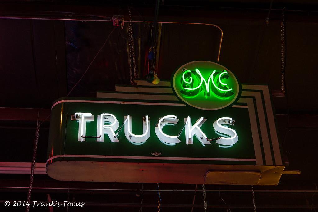 Sunday, January 18, 2015 - GMC Trucks