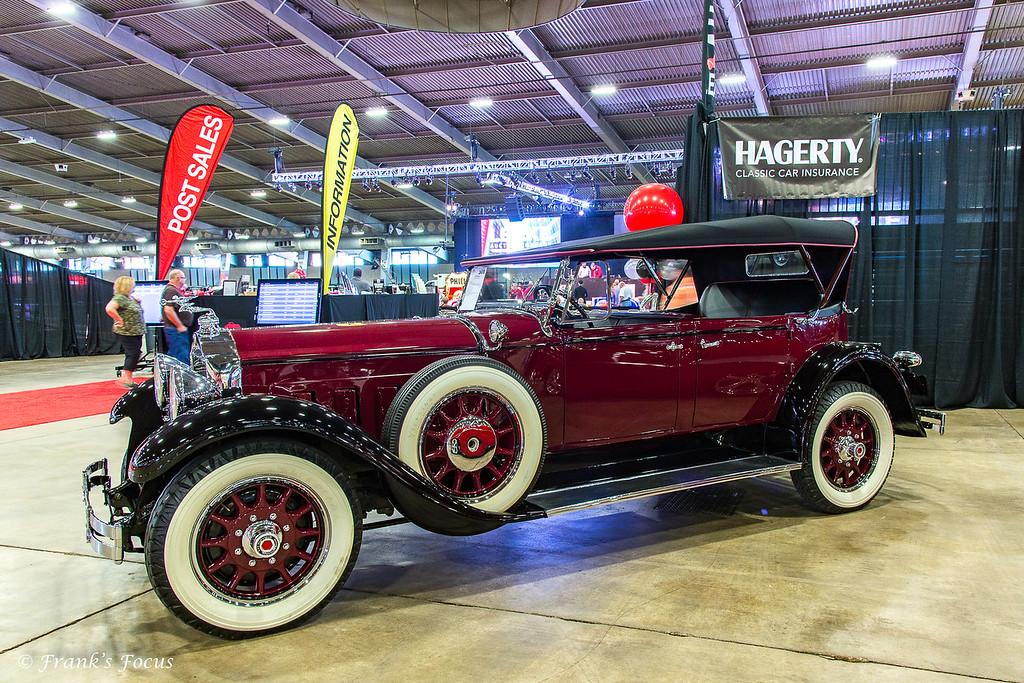 July 29, 2017 --  1929 Packard Phaeton
