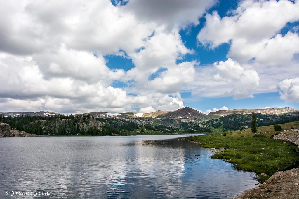 August 1, 2017 -- Little Bear Lake (Wyoming)