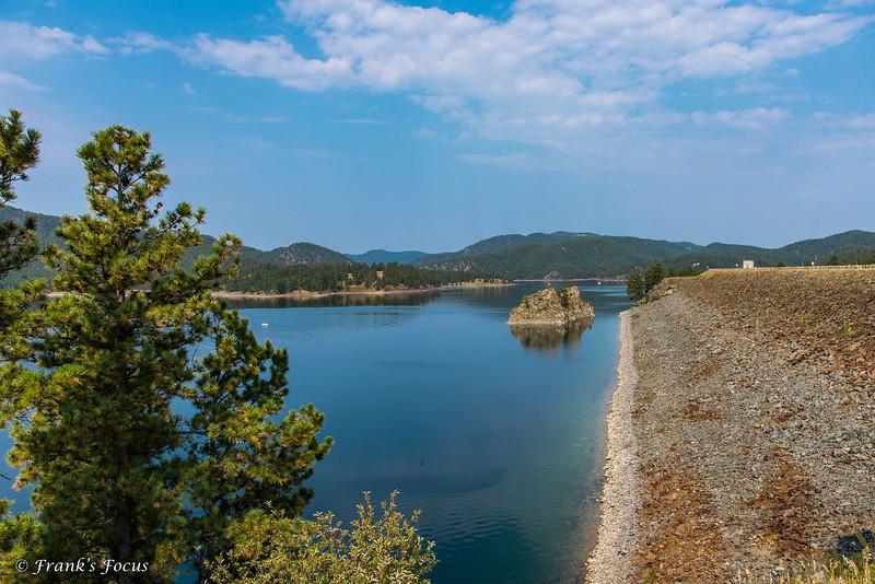 September 28, 2017 -- Pactola Lake