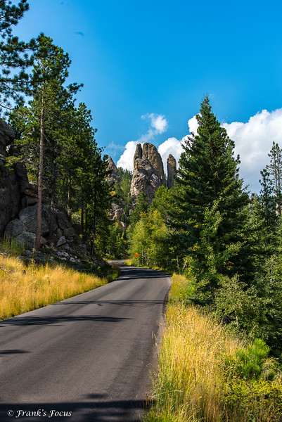 December 2, 2017 -- Needles Highway