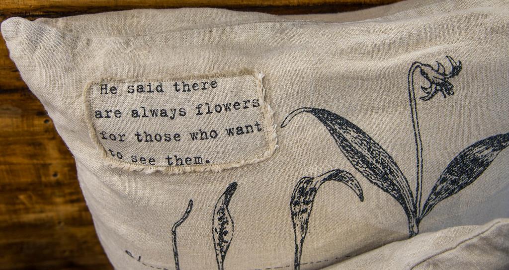 May 4, 2017 -- Always Flowers