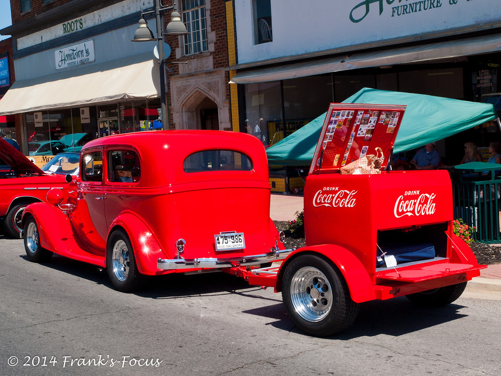 April 23, 2014 -- Always time for a Coke -- found in Bristow, Oklahoma