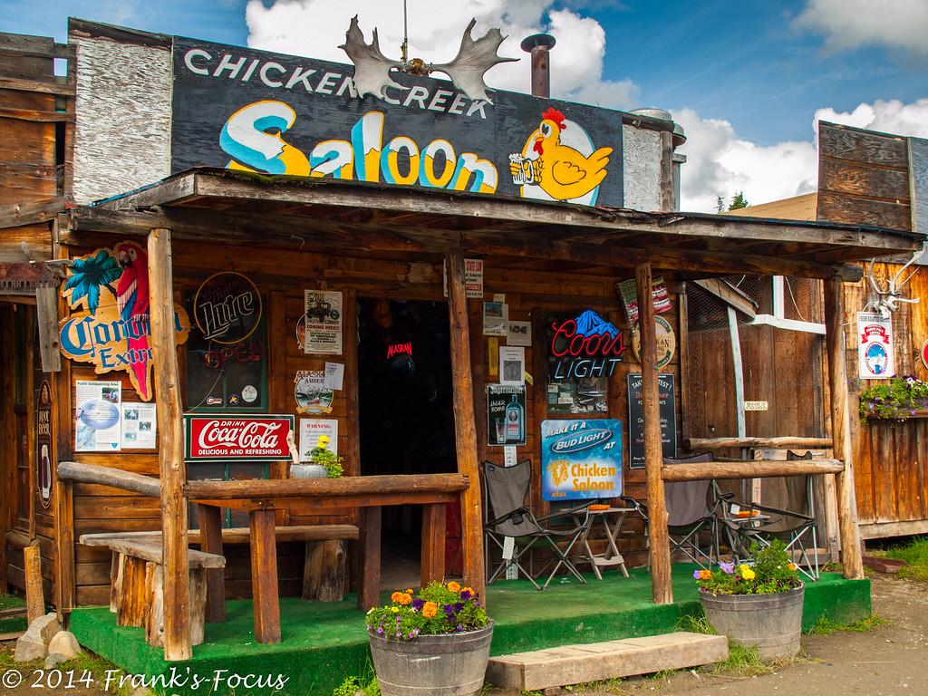 April 3, 2016 - Chicken Creek Saloon