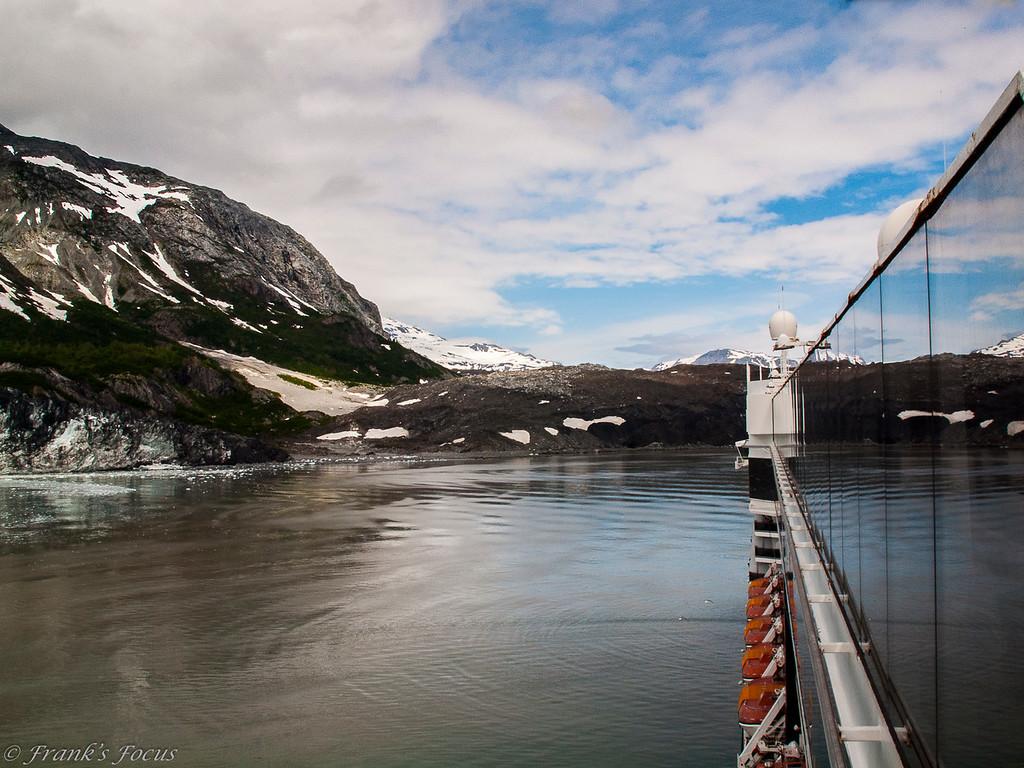 February 6, 2017 -- Glacier Bay