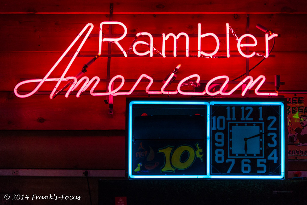 Saturday, December 20, 2014 -- Rambler American