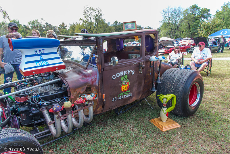 December 15, 2017 -- Corky's Rat Rod