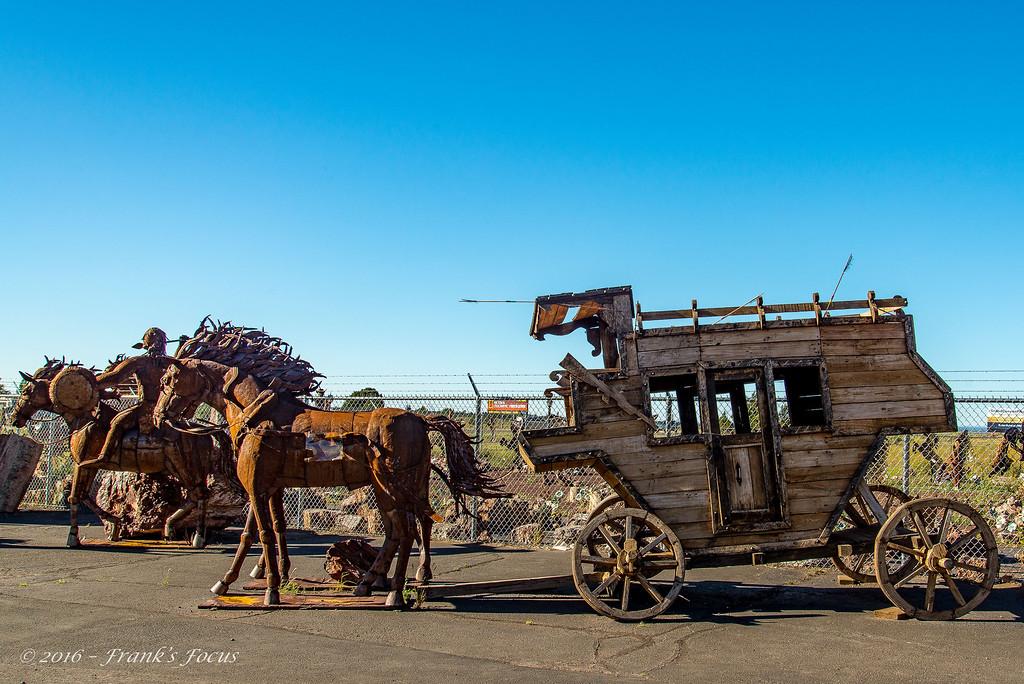 January 26, 2017 -- Iron Horse Stage