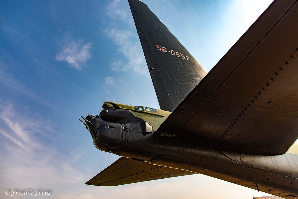 October 16, 2017 -- B-52 Tail Gunner Pod