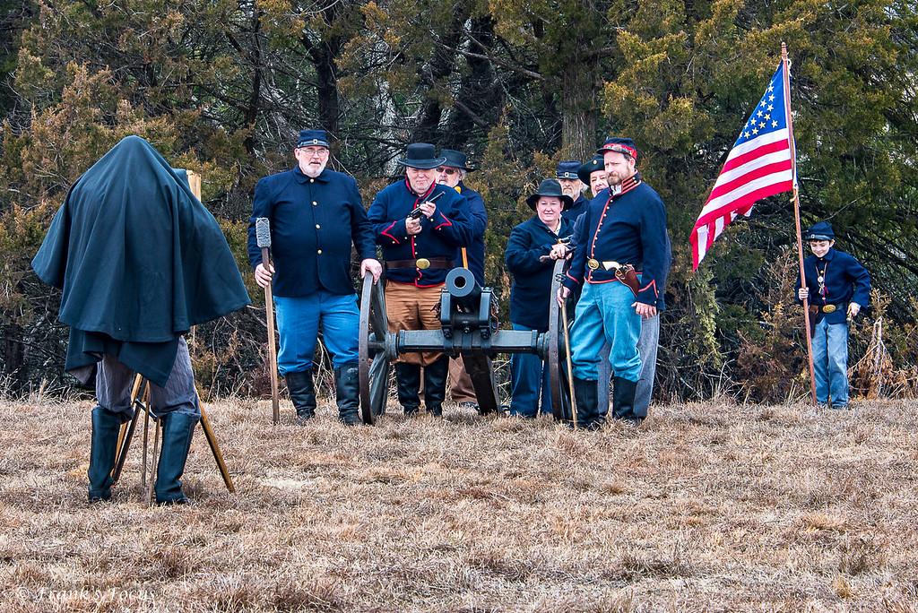 March 3, 2017 -- Battlefield Photog at Work
