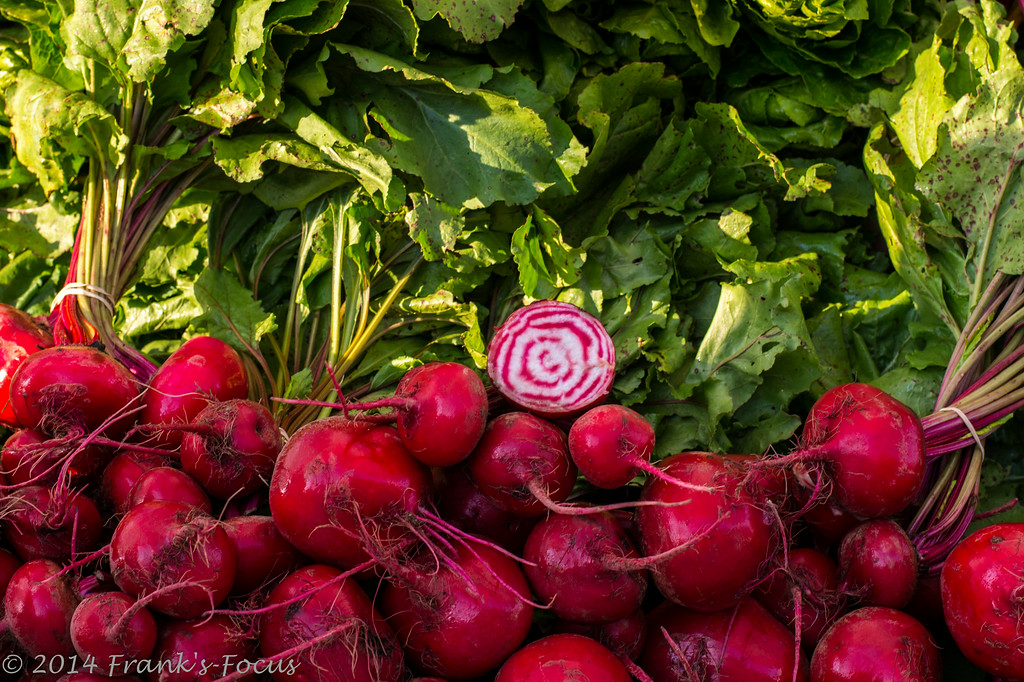 Wednesday, July 23, 2014 -- It Beets Me ......