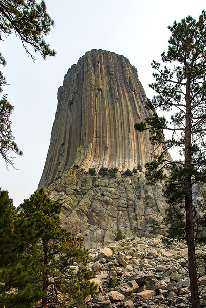 December 3,  2017 -- Devils Tower