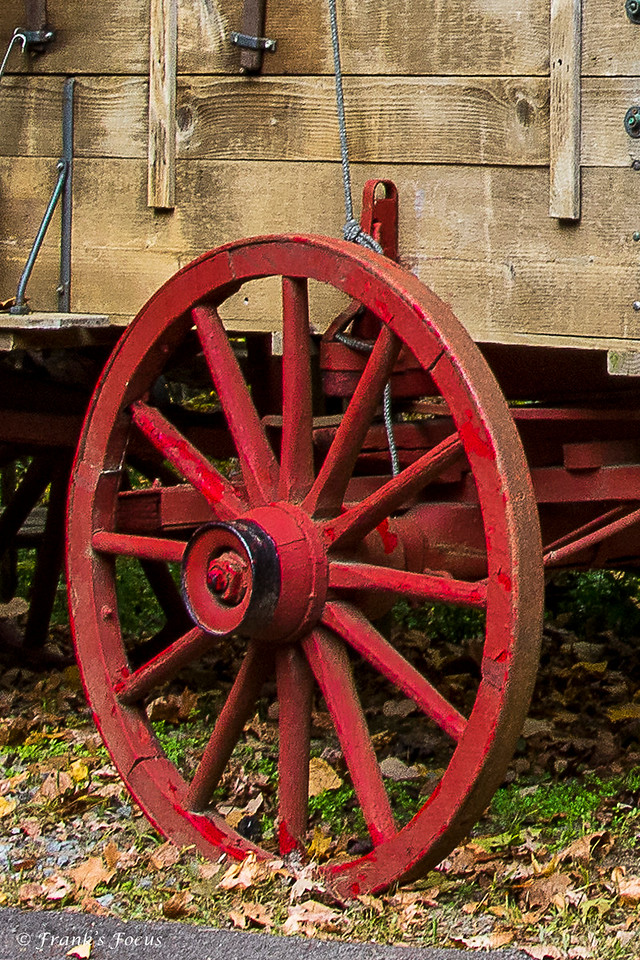 January 22, 2017 -- Big Red Wheel