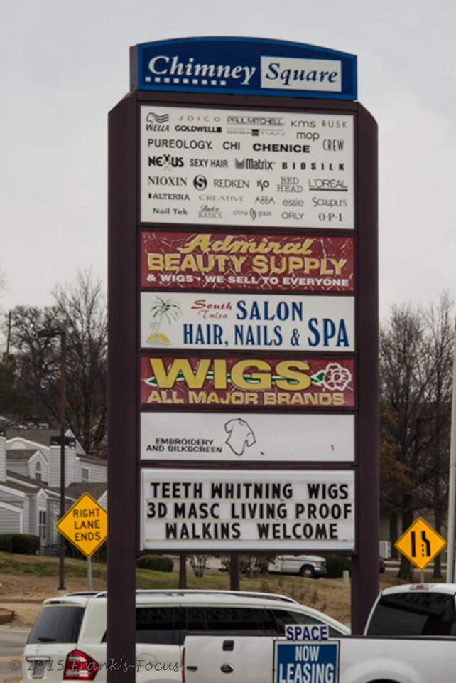 Friday, February 6 2015 -- Teeth Whitning Wigs