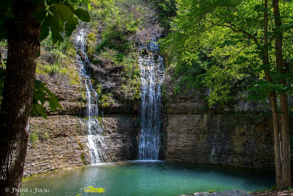 April 27, 2017 -- Water Falls