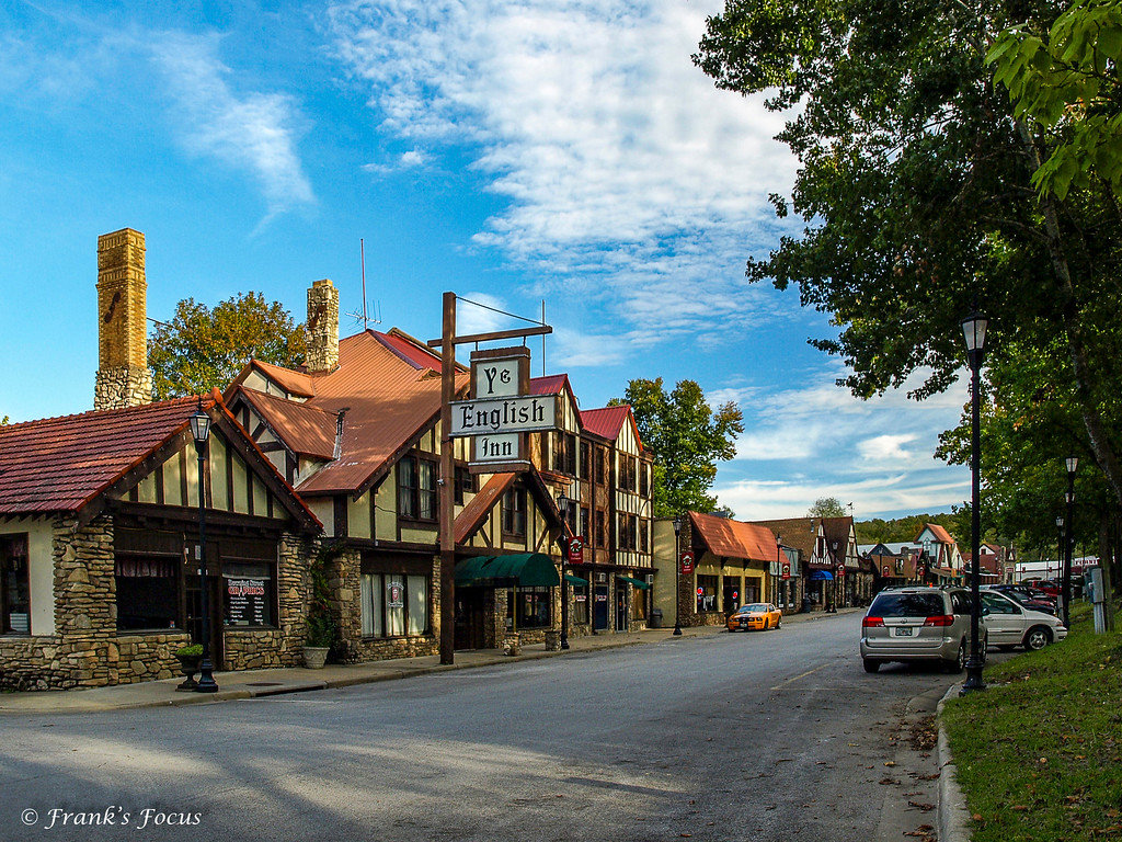 January 24, 2017 -- Tudor Town