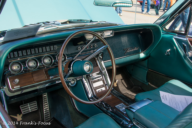 November 19, 2017 -- 1964 Ford Thunderbird