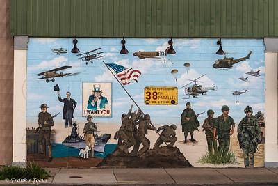 December 7, 2017 -- Honoring Veterans