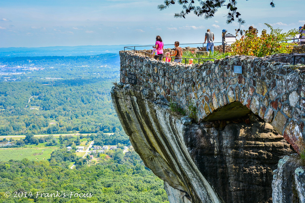 March 22, 2016 -- Lover's Leap