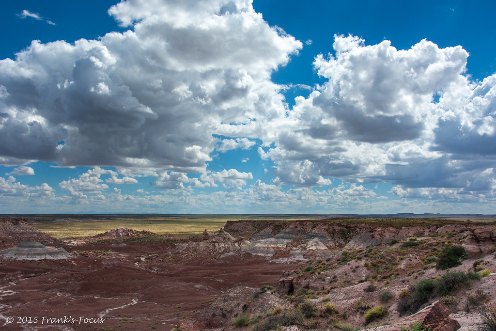 March 5, 2017 -- Painted Desert