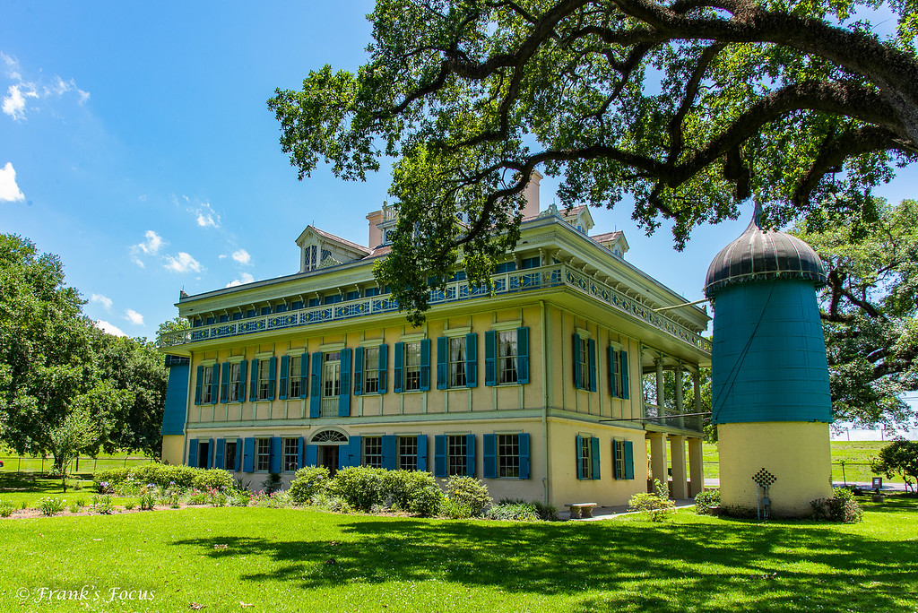 May 28, 2017 - The Plantation House