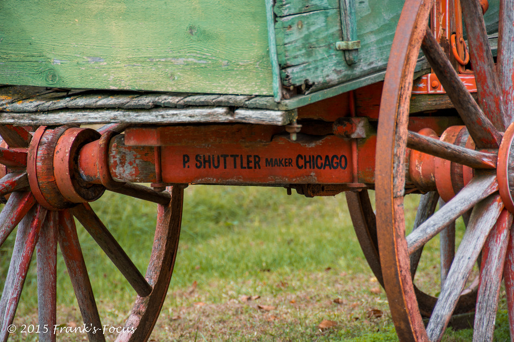 January 23, 2017 -- P. Shutter, Wagon Maker