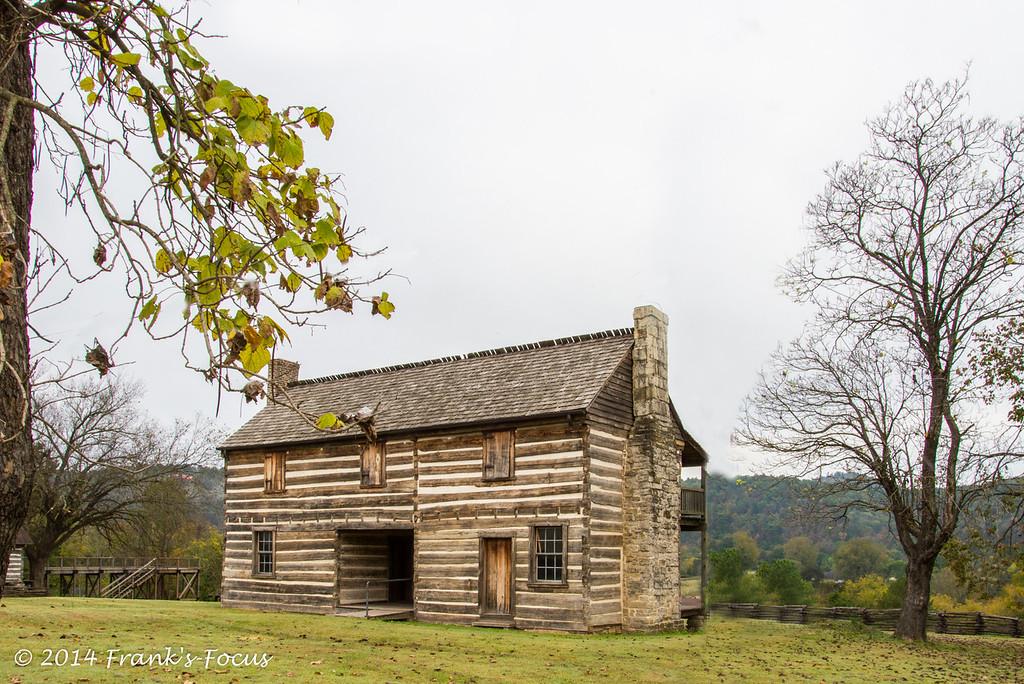 Saturday, January 3, 2105 - Jacob Wolf House