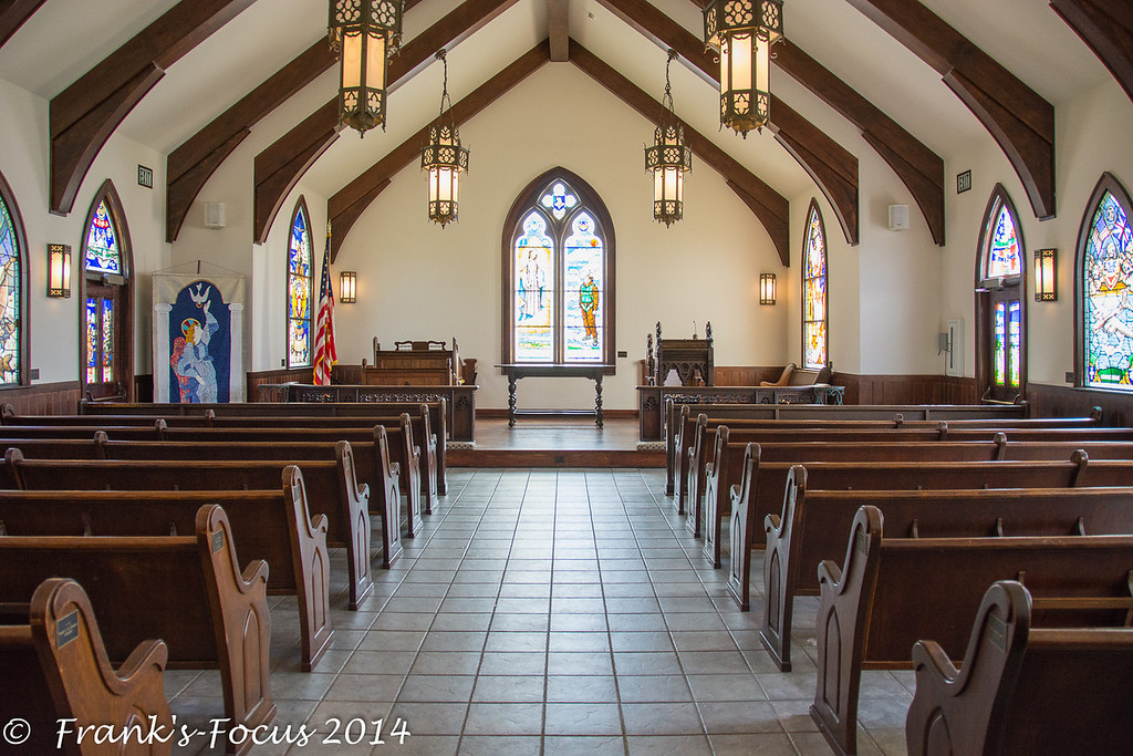 """January 14, 2014<br /> <br /> Interior -= The Chapel of Fallen Eagles – at The Museum of The Mighty Eighth Air Force in Pooler, Georgia<br />  <a href=""""http://franks-focus.smugmug.com/"""">http://franks-focus.smugmug.com/</a> <a href=""""http://franks-focus.smugmug.com"""">http://franks-focus.smugmug.com</a>"""